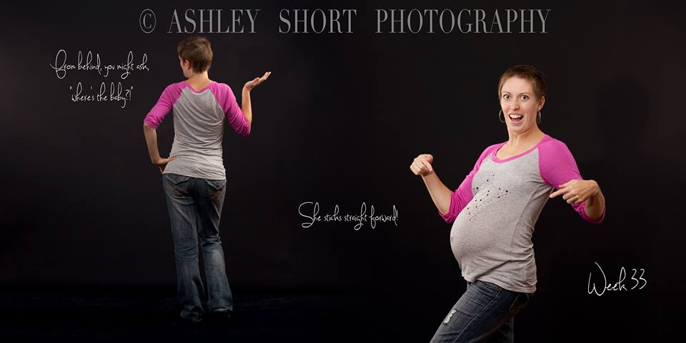I loved being able to take baby belly photos that I wouldn