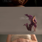 Fine art Maternity photography by Ashley Short Photography.